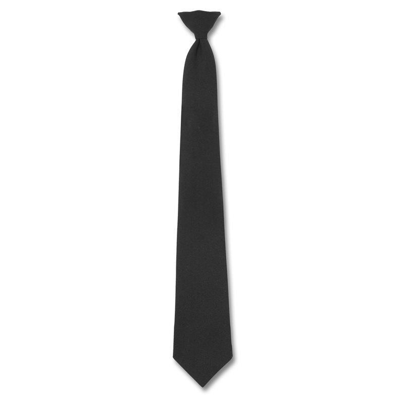 Cravates à clip