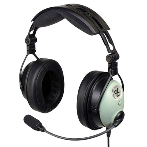 DAVID CLARK ONE X Active Noise Reduction (ANR) Headset with Bluetooth