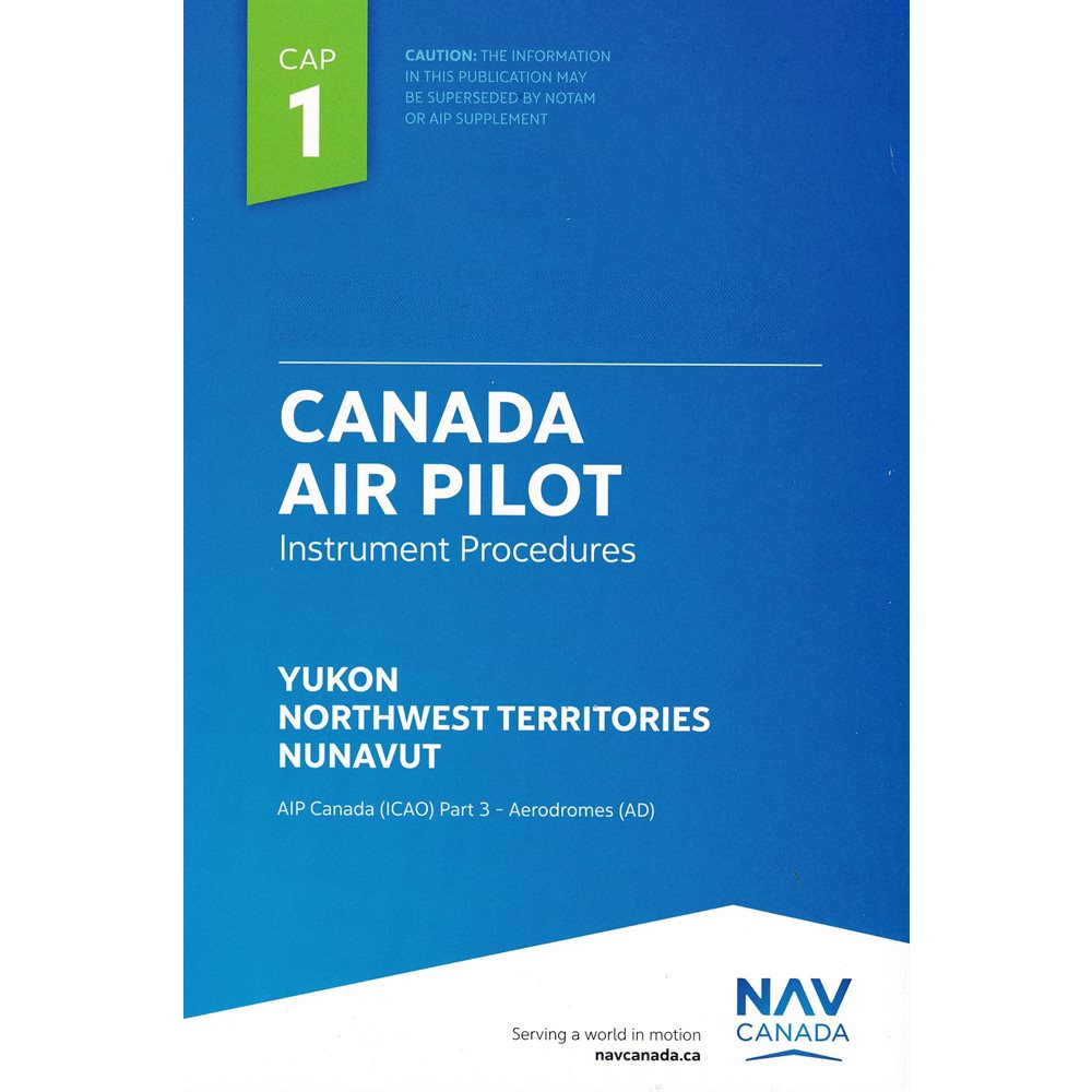CAP 1 : Yukon, North West Territories, Nunavut