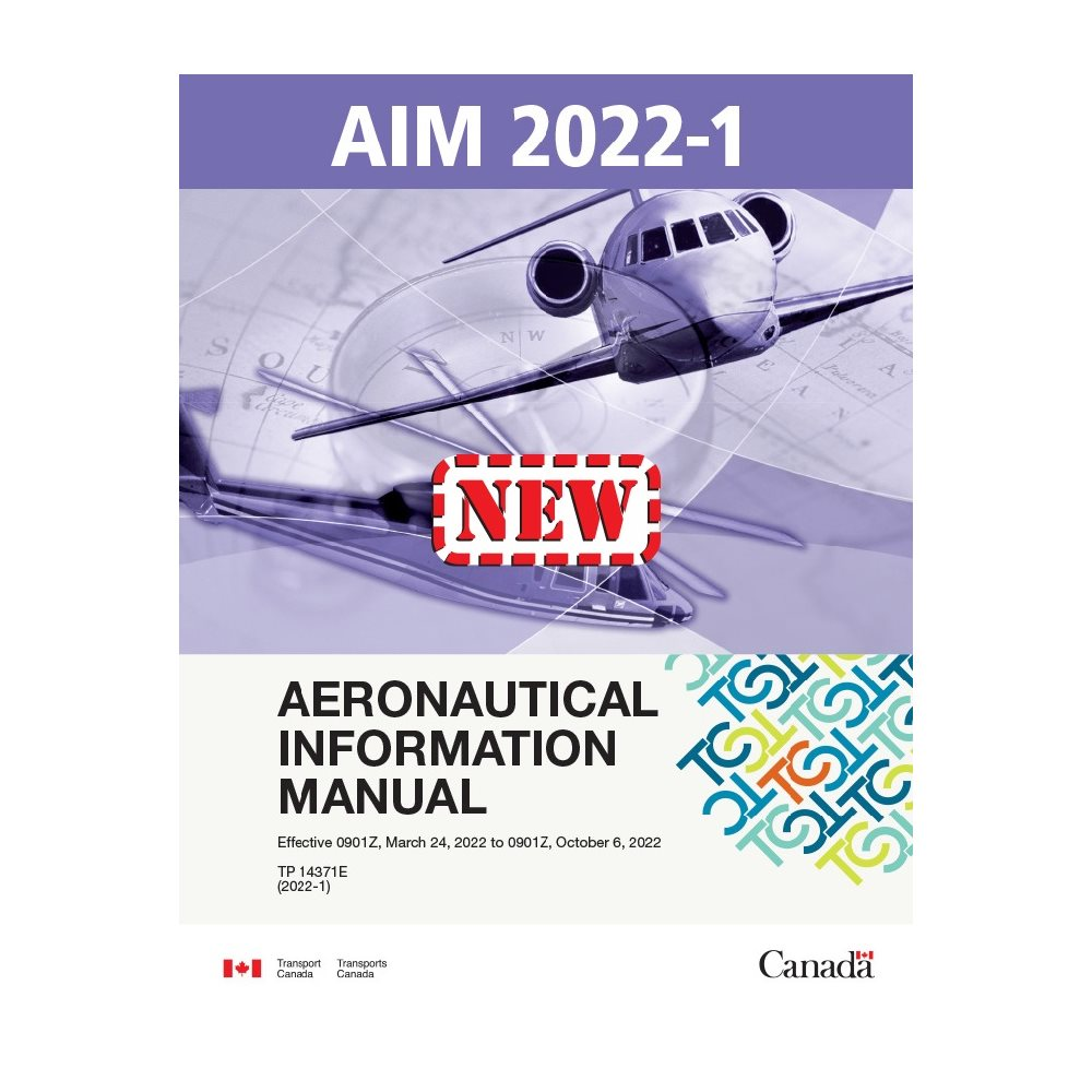Aeronautical Information Manual  - AIM 2020 - 2
