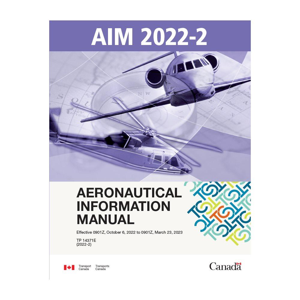 Aeronautical Information Manual  - AIM 2021 - 2
