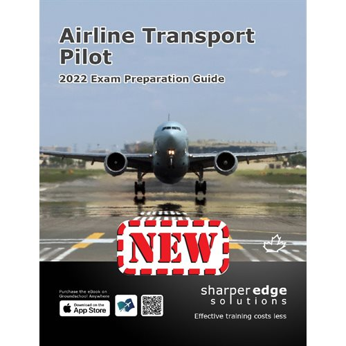 Airline Transport Pilot Exam Prep Guide 2021 - SharperEdge