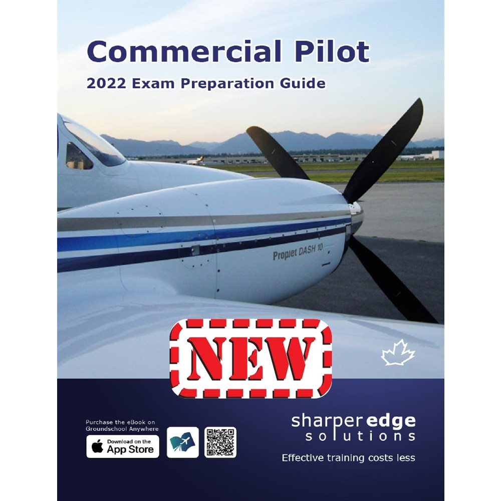 Commercial Pilot Exam Prep Guide 2020 - SharperEdge