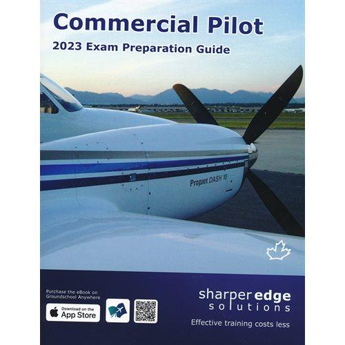 Commercial Pilot Exam Prep Guide 2020 - SharperEdge