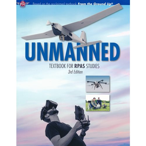 Unmanned: Textbook for UAS Studies - 2nd Edition
