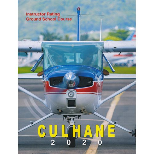 Instructor Rating Ground School Course 2020 - Culhane