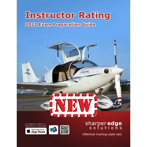 Instructor Rating Exam Prep Guide 2021 - SharperEdge