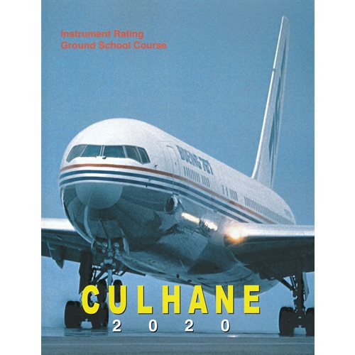 Instrument Rating Ground School Course 2020 - Culhane