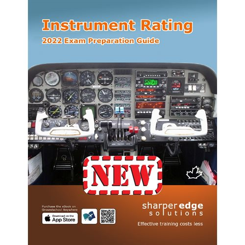 Instrument Rating Exam Prep Guide 2022 - SharperEdge