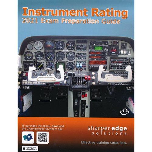 Instrument Rating Exam Prep Guide 2021 Sharperedge - Liquidation