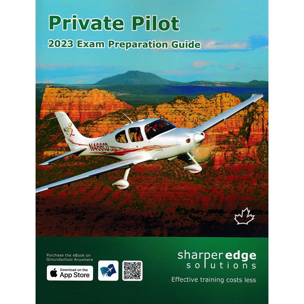 Private Pilot Exam Prep Guide 2021 - SharperEdge