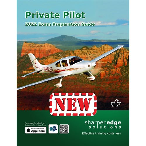 Private Pilot Exam Prep Guide 2021 - SharperEdge
