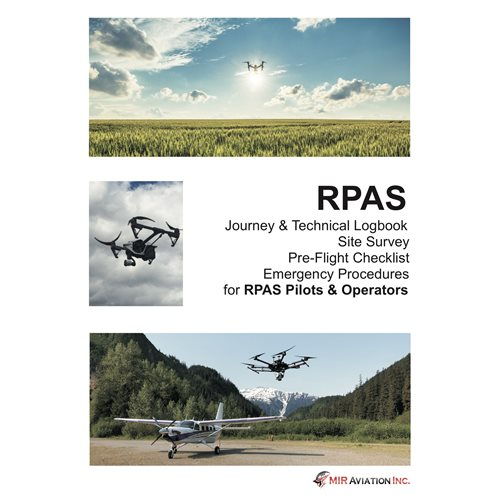 RPAS - Journey and Technical Logbook