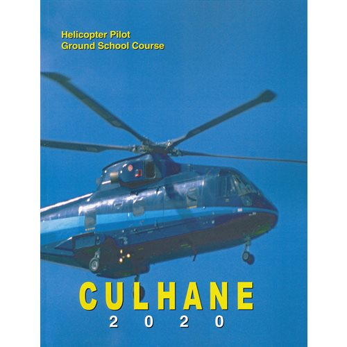 Helicopter Pilot Ground School Course 2020 - Culhane