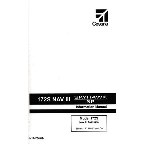 Cessna 172SP NAVIII Manual (04-07) 172SIMAUS