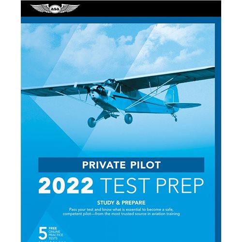Private Pilot Test Prep 2021