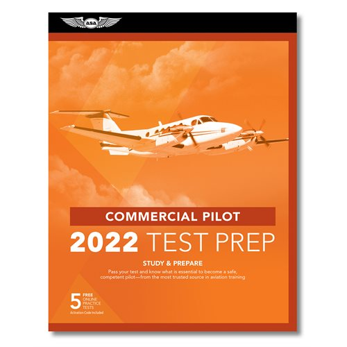 Commercial Pilot Test Prep 2021