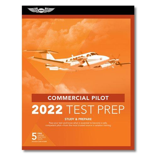 Commercial Pilot Test Prep 2021 - Liquidation