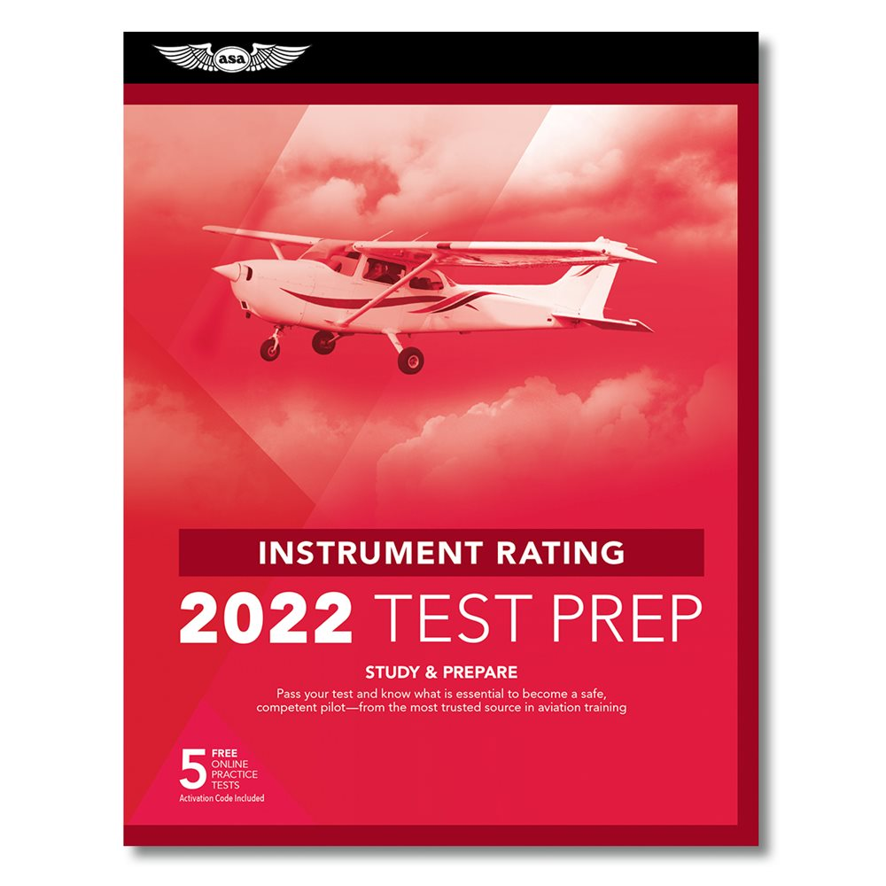 Instrument Rating Test Prep 2020