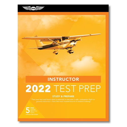 Flight Instructor Prep 2021