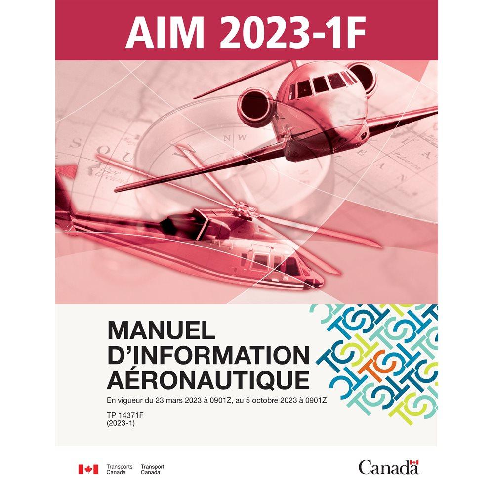 Manuel d'Information Aéronautique -AIM 2021 -1