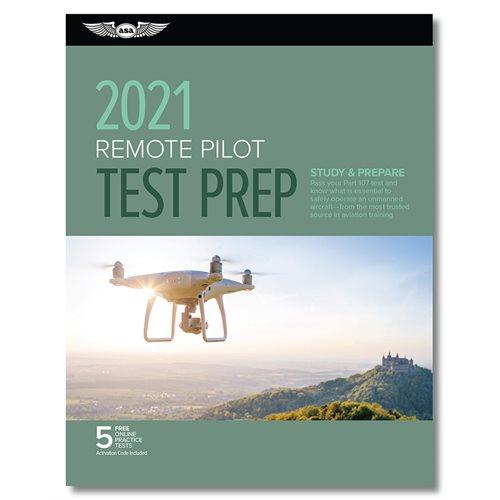 Test Prep 2021: Remote Pilot