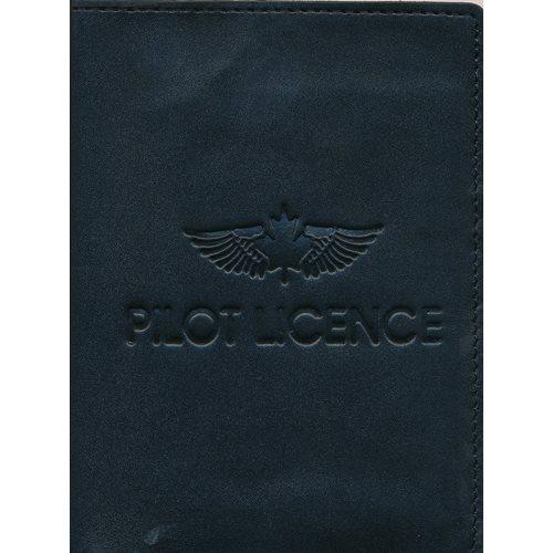 Étui pour licence de pilote