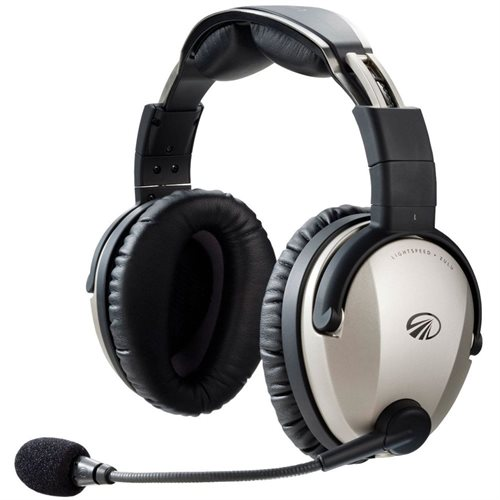 LIGHTSPEED ZULU 3 Active Noise Reduction (ANR) Headset with Bluetooth