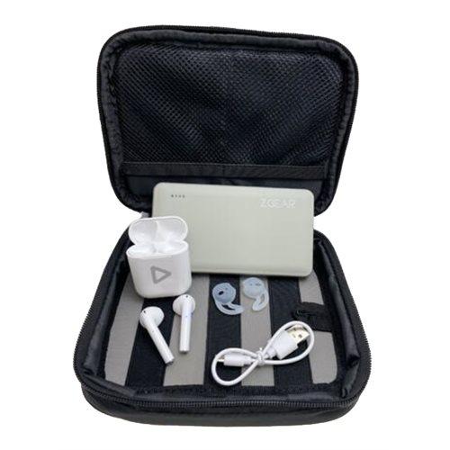 Lightspeed Wireless Earbud & Power Kit