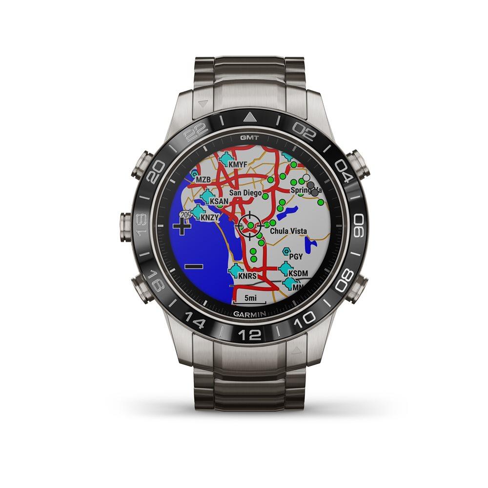 Garmin MARQ Aviator Modern Tool Watch