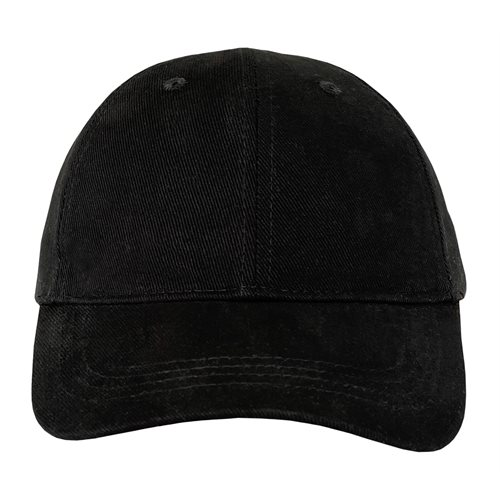 Mesh Back Flight Cap - Black