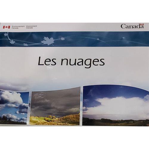 Carte des nuages - Plastifiée